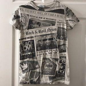 Rock and Roll Hall of Fame Musuem T-shirt